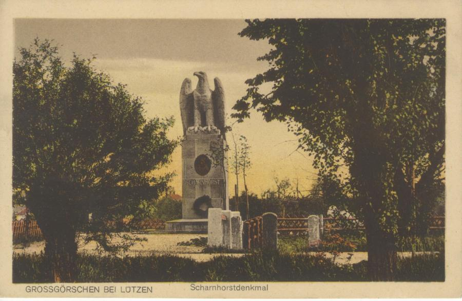 Denkmal Scharnhorst