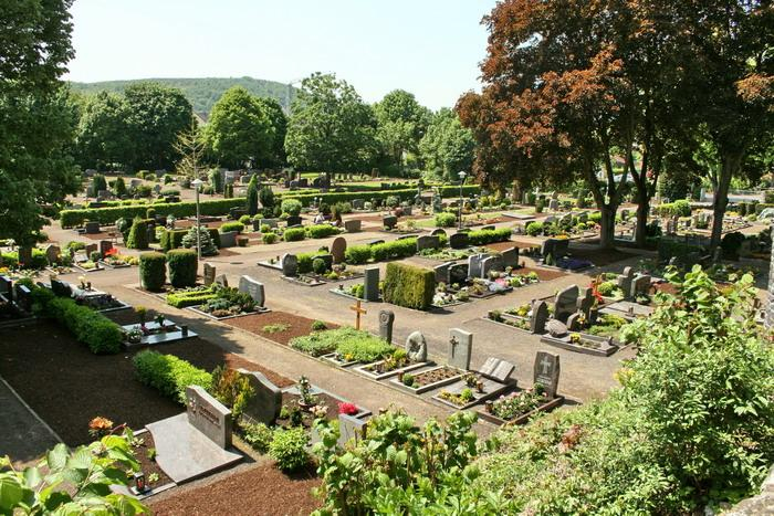 Plaidt Friedhof