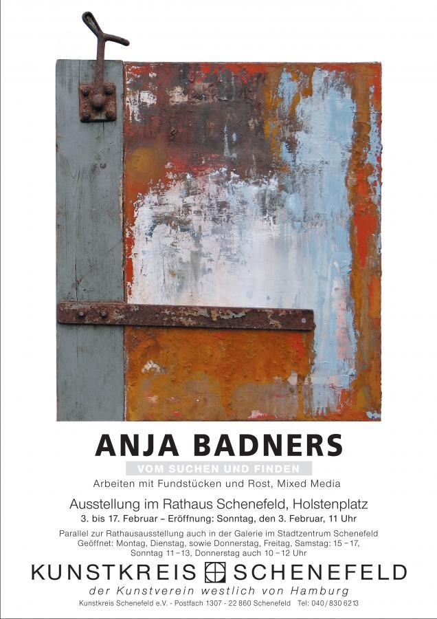 AnjaBadners-Plakat