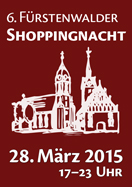 Shoppingnacht 2015 - Vorschauplakat