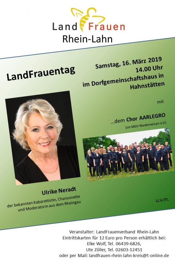 Plakat LF-Tag 2019