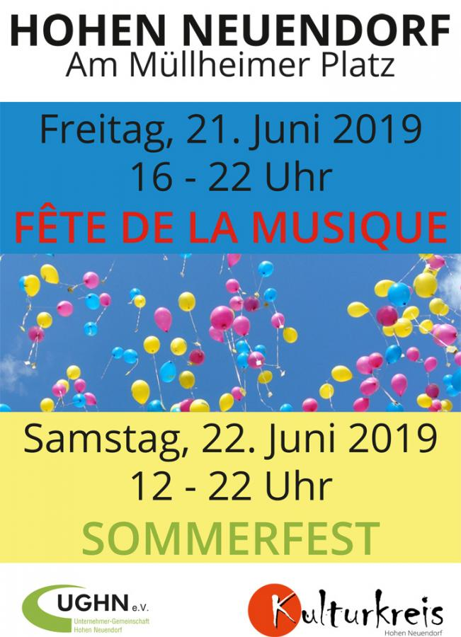 2. Sommerfest 2019