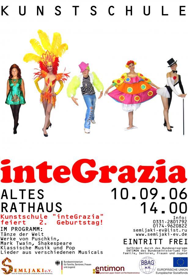 2006 Jubileum inteGrazia