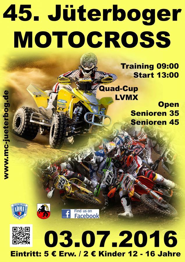 45. Jüterboger Motocross
