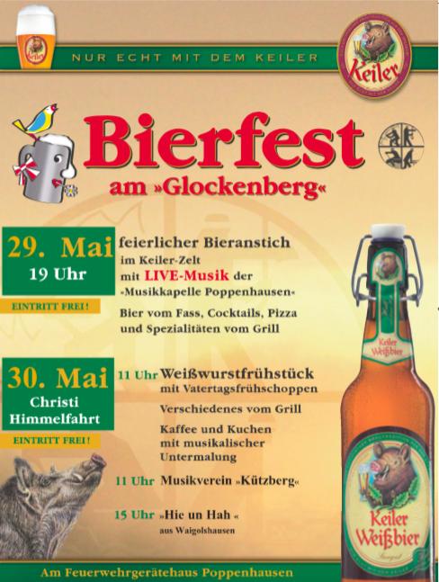 Plakat Bierfest 2019