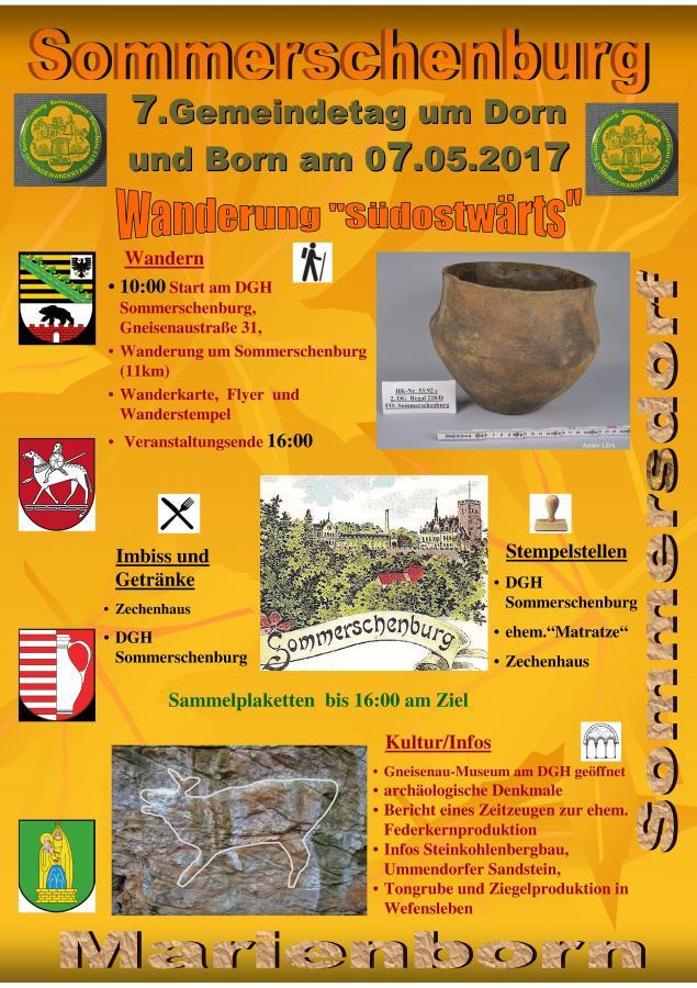 7. Gemeindetag - Plakat