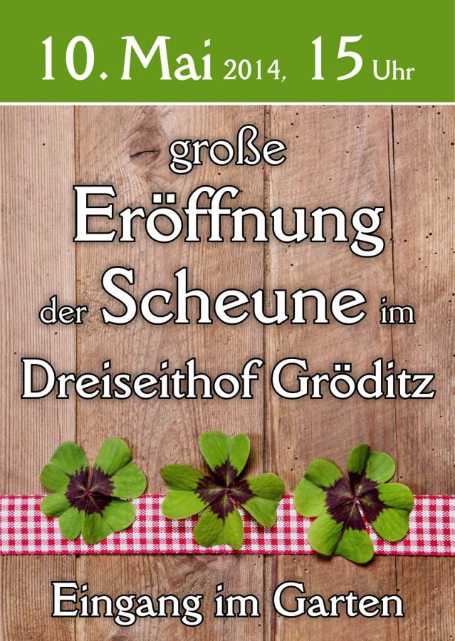 Eröffnung Scheune