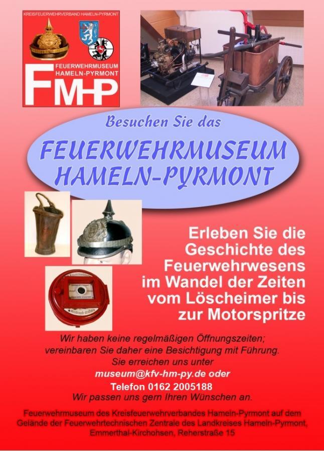 Feuerwehrmuseum Hameln-Pyrmont