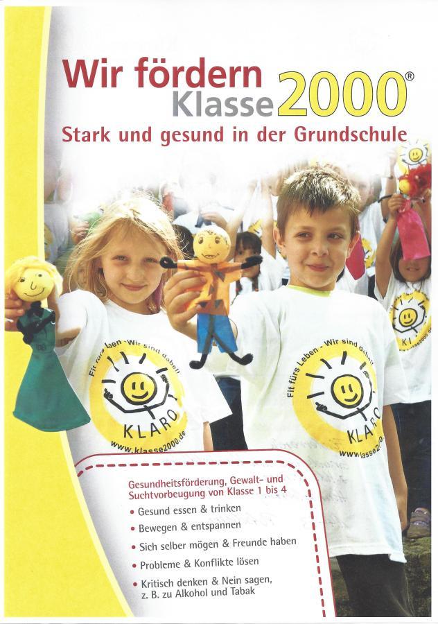 Plakat KLasse 2000