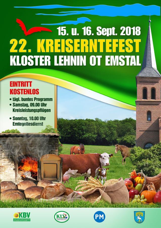 Kreiserntefest 2018