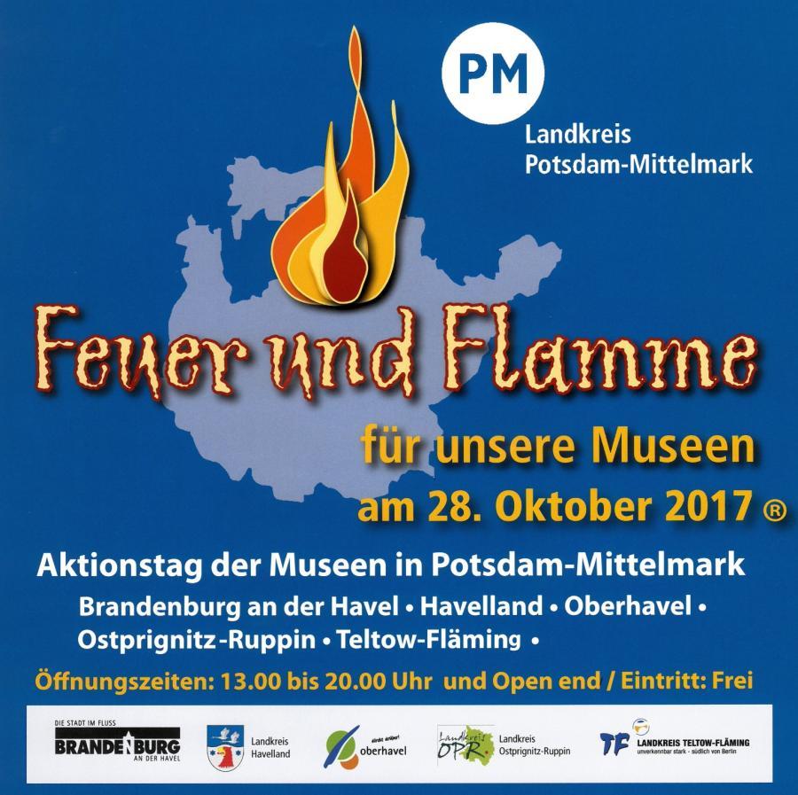Feuer und Flamme für unsere Museen