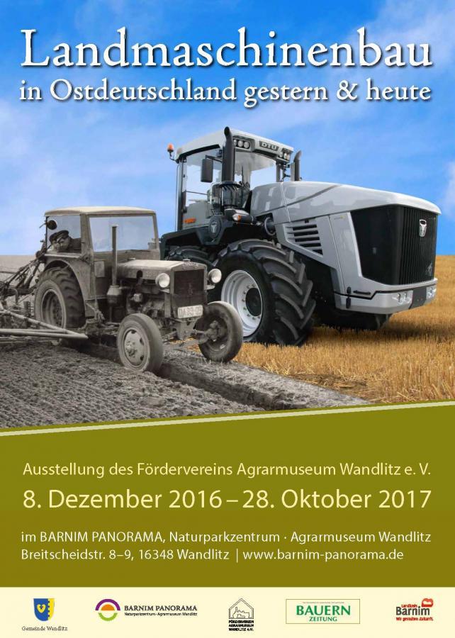 Sonderausstellung Landmaschinenbau