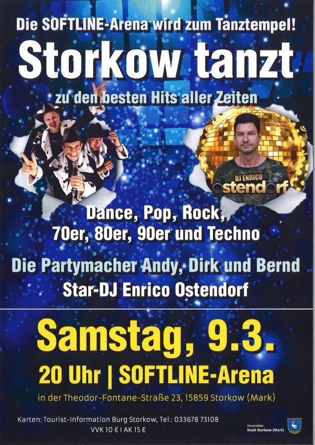 Storkow tanzt am 9.3.19