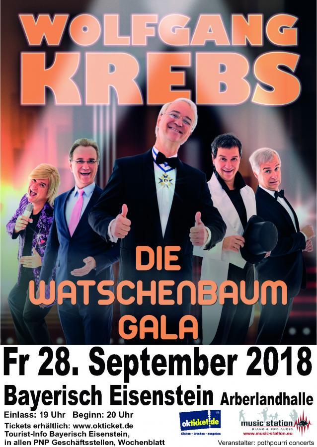 Plakat Wolfgang Krebs