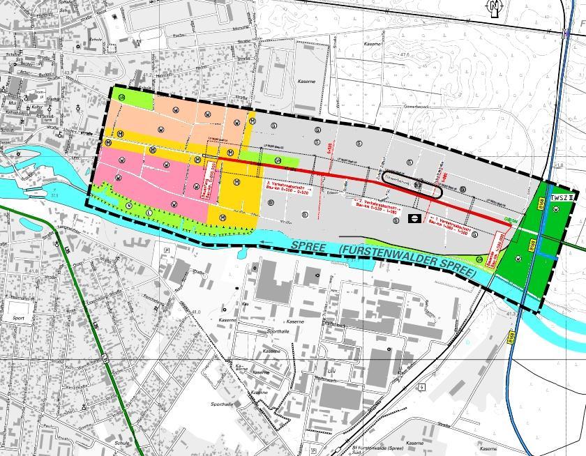 Plan Lindenstraße