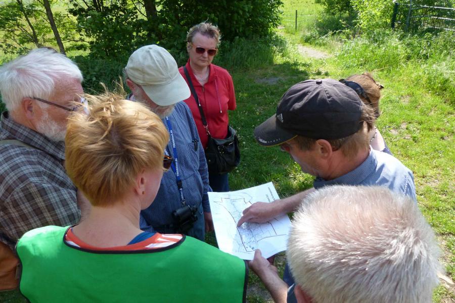 Diskussion der Teilnehmer