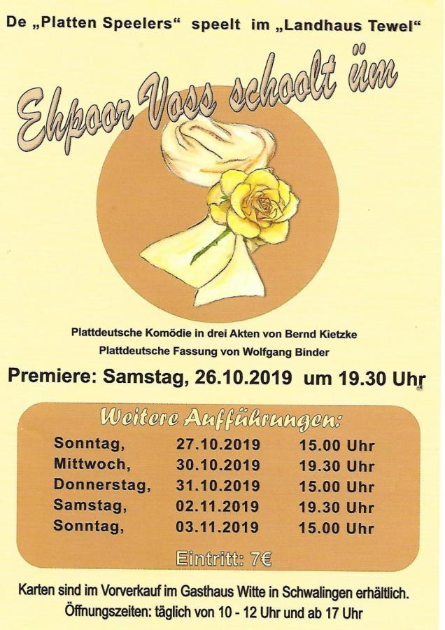 Plattdeutsches Theater