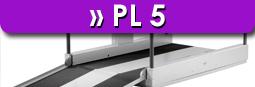 Plattformhebelifte PL 5 Aufzug LuS