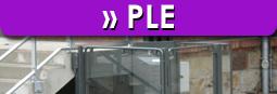 Plattformhublifte PLE Aufzug LuS