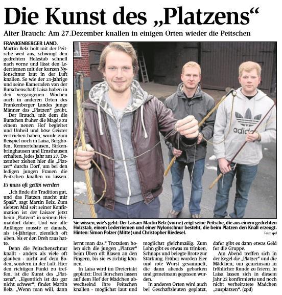 Platzen2012