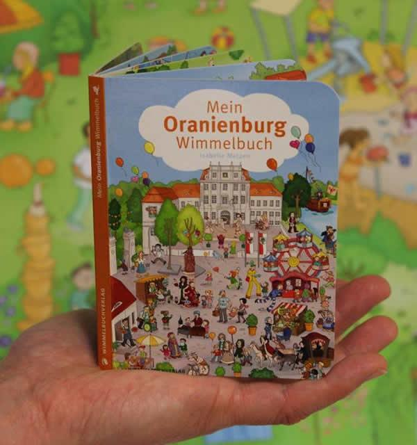 Das Oranienburger Wimmelbuch – in der Pocket-Variante ...
