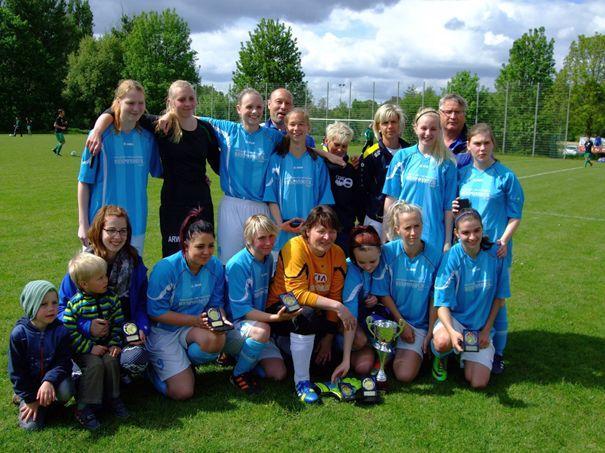 Pokalsieger Frauen