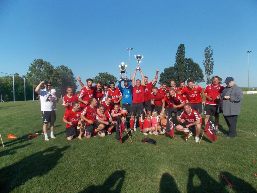 Herren-Pokalsieger 2018