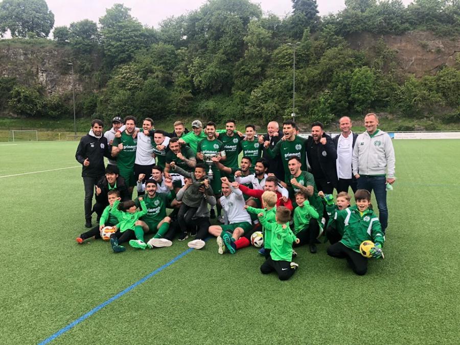 G1 und 1.Mannschaft Kreispokal 2019