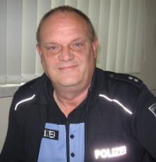 Herr Polizeioberkomissar Siegfried Aust