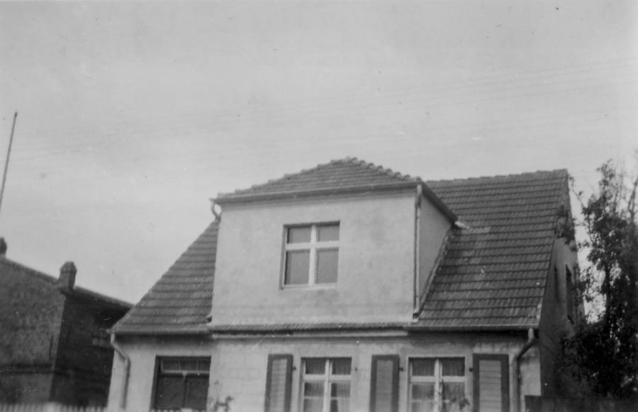 Unser Haus in Stepenitz, Dorfstraße 38