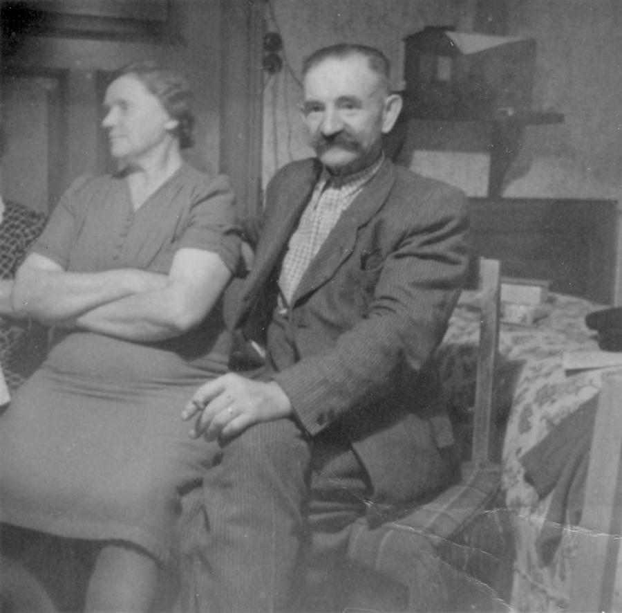 Max und Erna Schmidt aus Stepenitz
