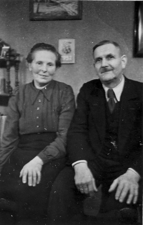 Paul und Marie Leu in Neukalen