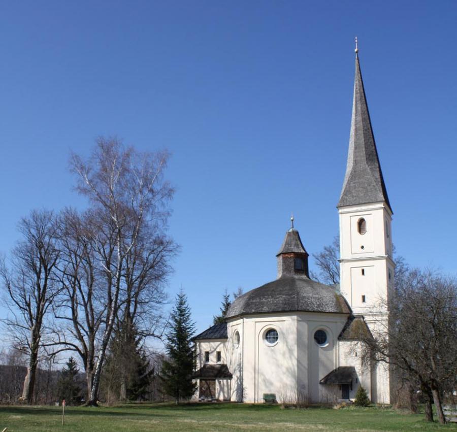 Portiunkulakirche, Miesbach, Foto: A. Langheiter