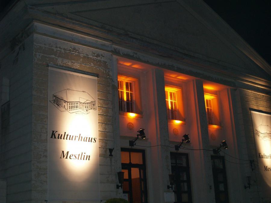 Kulturhaus Mestlin Portalseite