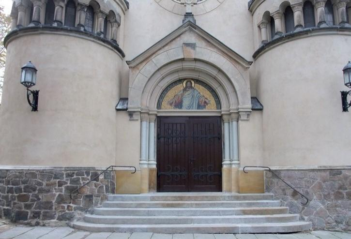 Portal Kreuzkirche