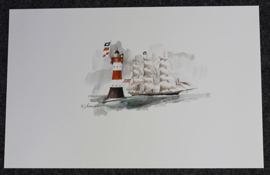 RS mit Segelschiff
