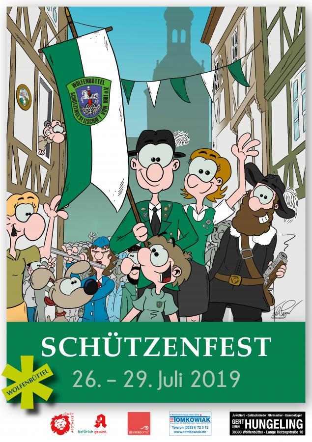 Poster_Schützenfest_2019