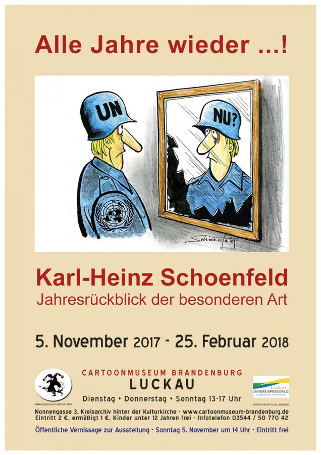 Plakatmotiv von Karl-Heinz Schoenfeld (2002)