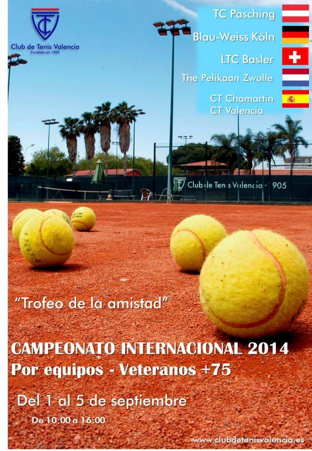 Trofeo Amistad 2014
