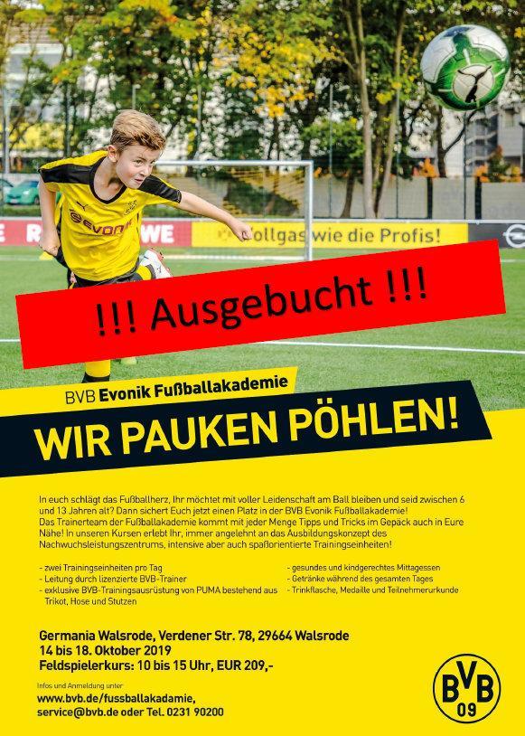 Poster_Walsrode 2019_ausgebucht