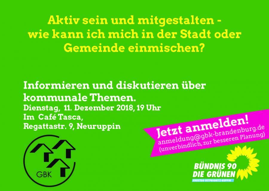 Kommunhalpolitik in Ostprignitz-Ruppin