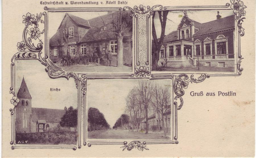 Postlin 1912