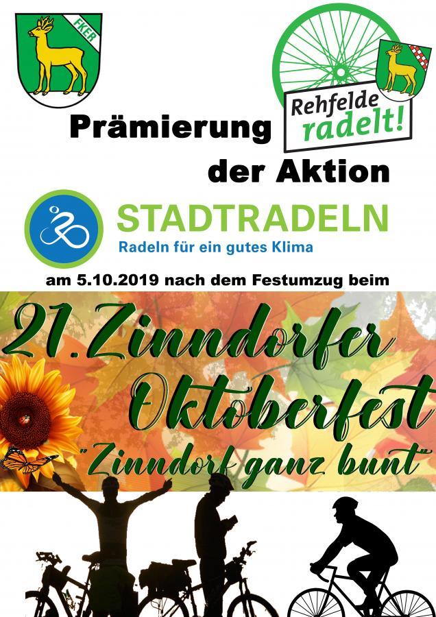 2019_Praemierung Stadtradeln