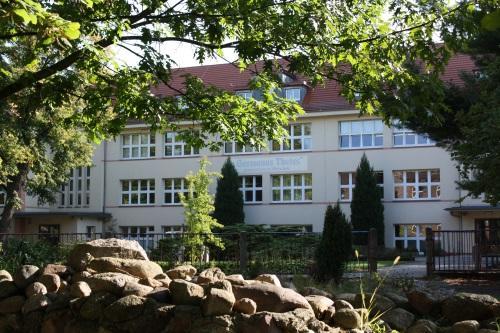 "Praxisorientierte Oberschule ""Germanus Theiss"""