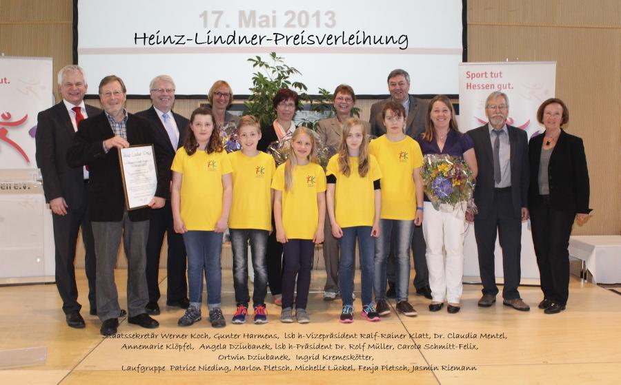Landessportbund Hessen würdigt breitensportliches Engagement