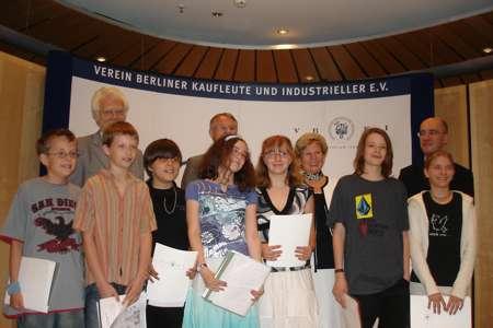 Schreibwettbewerb 2007
