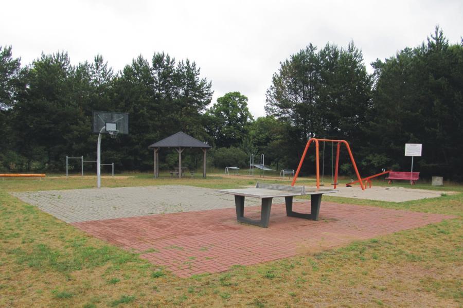 Prenden Bolz- und Spielplatz Ützdorfer Straße, Foto: Gemeinde Wandlitz