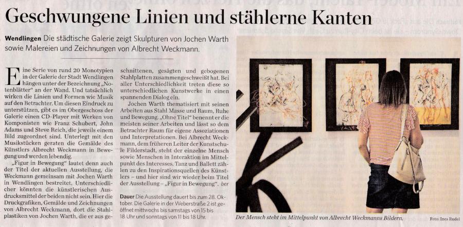 Bericht STZ Warth-Weckmann