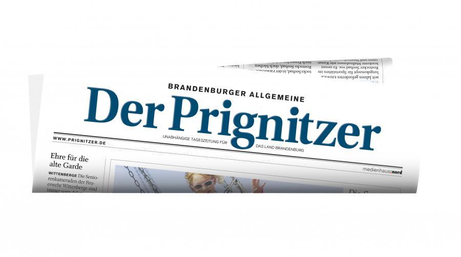 LOGO Zeitungsrolle Prignitzer_Medienhaus Nord 2014