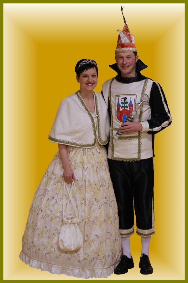 Jacqueline I  &  Georg I